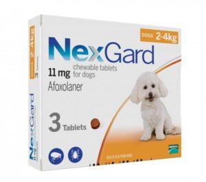 Фронтлайн Некстгард жевательные таблетки от блох фото
